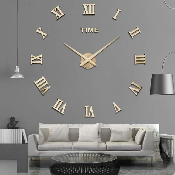 ساعت دیواری دکونوشاپ مدل FT-U20