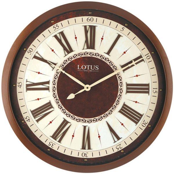 ساعت دیواری لوتوس کد 8835