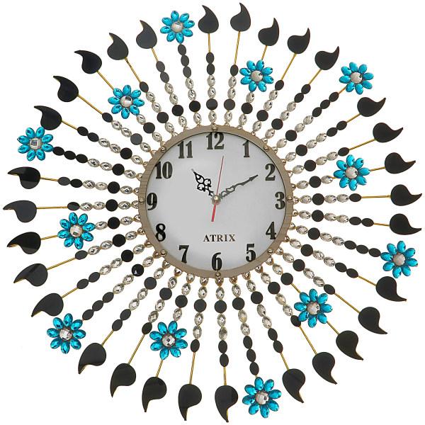 ساعت دیواری آتریکس مدل خورشیدی کد AM115