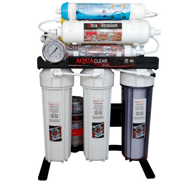 دستگاه تصفیه آب آکوآکلیر مدل BLACK RADIX - 2700