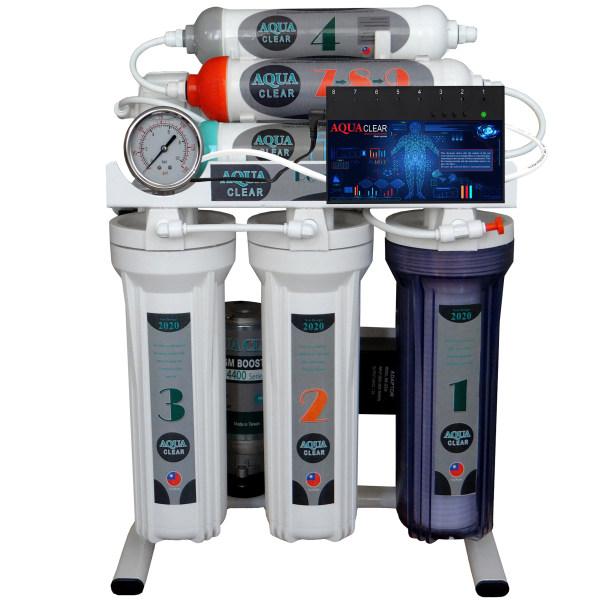 دستگاه تصفیه کننده آب آکوآکلیر مدل NEWDESIGN2020 - IAQC8