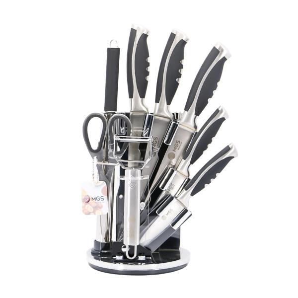 ست ابزار آشپزی 9 پارچه ام جی اس مدل 2220 MGS