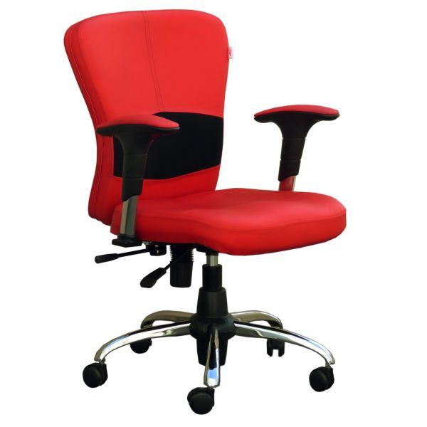 صندلی اداری آرکانو کد S330T چرمی