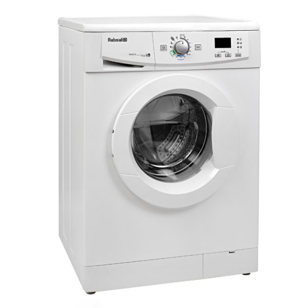 ماشین لباسشویی آبسال مدل REN5210-W ظرفیت 5 کیلوگرم