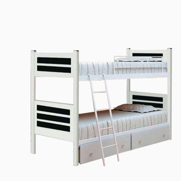 تخت خواب دو طبقه کد SP32 سایز 90x200 سانتیمتر
