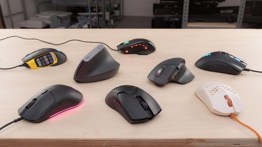 ماوس کامپیوتر