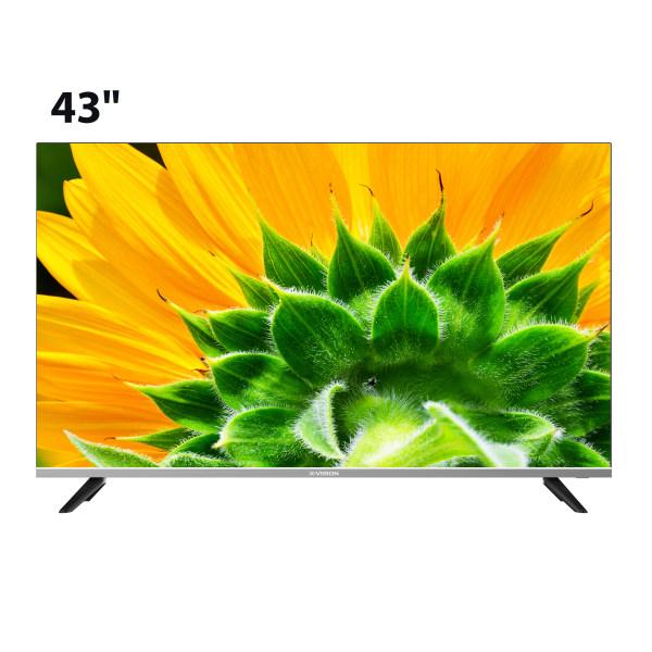 تلویزیون ال ای دی ایکس ویژن مدل 43XC580 سایز 43 اینچ