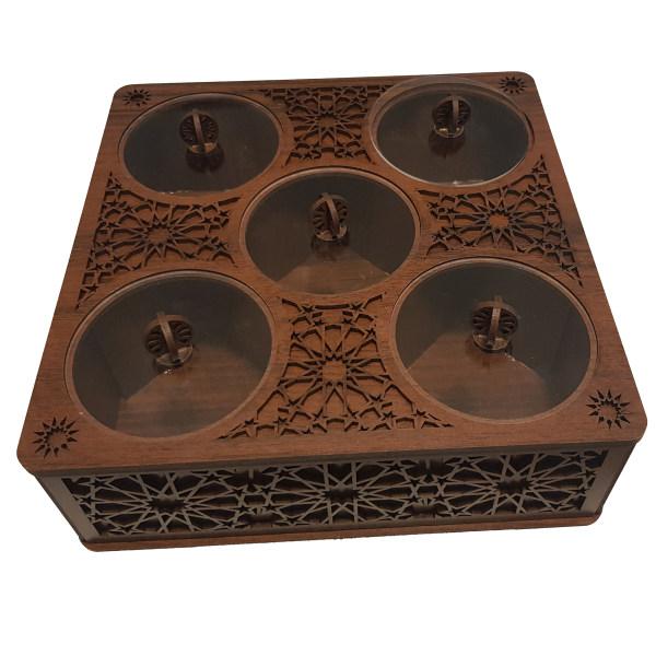 جعبه پذیرایی طرح اسلیمی