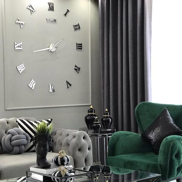 ساعت دیواری اِلِنسی مدل Leonardo
