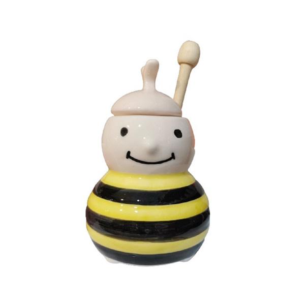ظرف مربا و عسل مدل زنبور