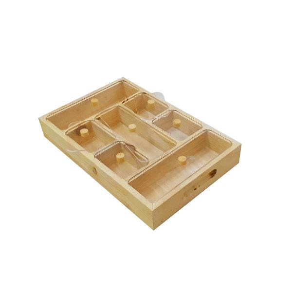 جعبه پذیرایی مدل p107