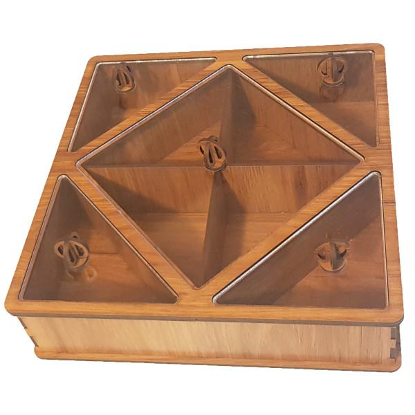 جعبه پذیرایی مدل ترمه