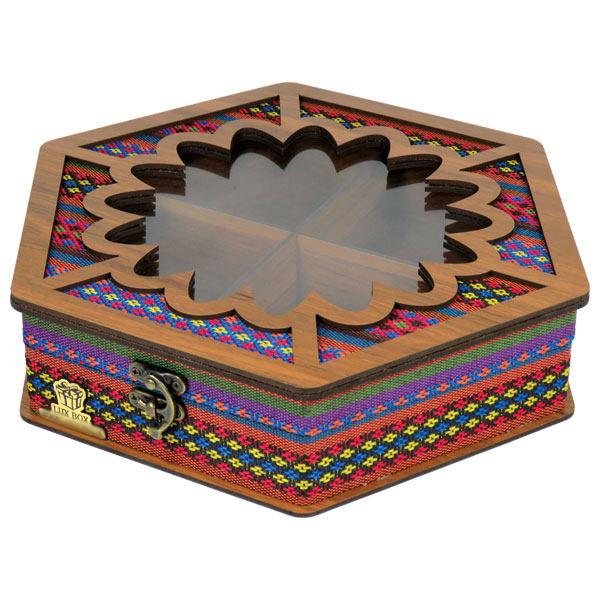 جعبه پذیرایی لوکس باکس کد LB040