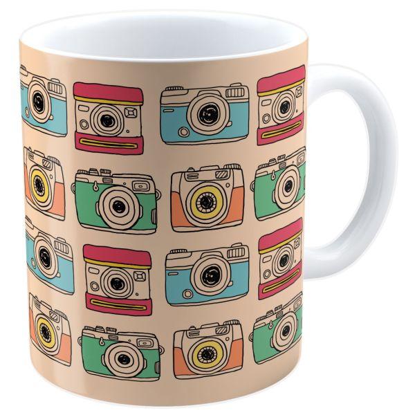 ماگ شین دیزاین طرح دوربین کد 4114