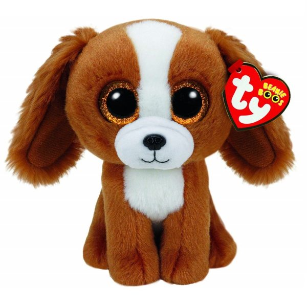 عروسک تی وای طرح سگ مدل Tala ارتفاع 18 سانتی متر