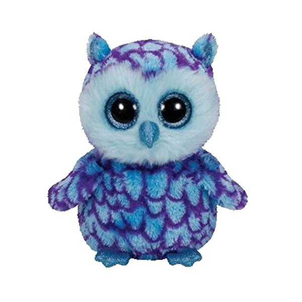 عروسک طرح جغد مدل Owlesome ارتفاع 18 سانتی متر
