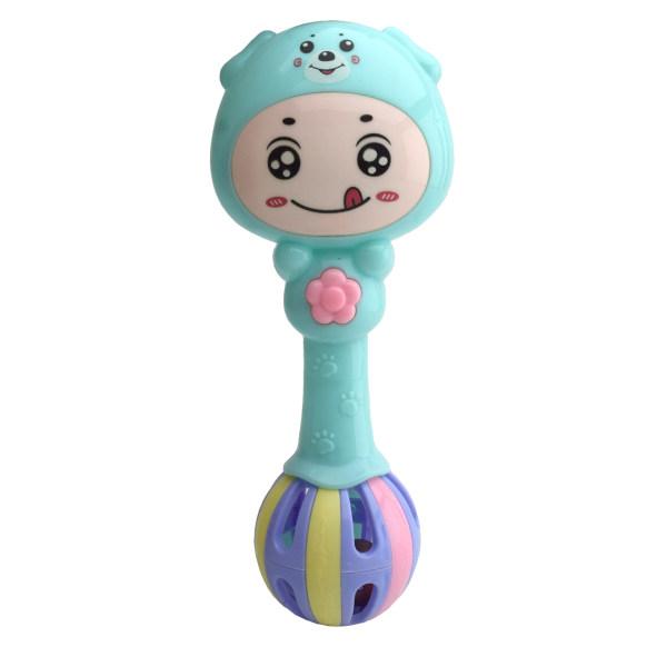 جغجغه مدل عروسکی کد 06